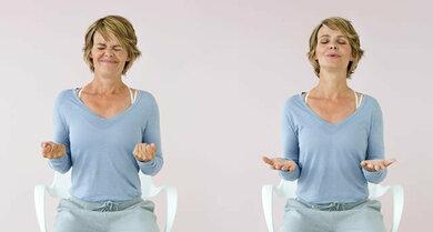 Muskelentspannung nach Jacobson: Lockert Körper und Seele