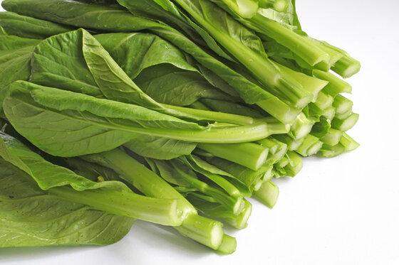 Spinat enthält viel Vitamin K