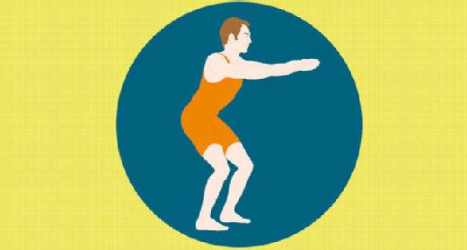 Illustration X- und O-Beine