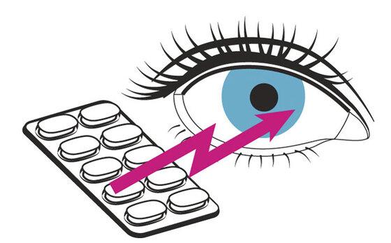 Ursachen von trockenen Augen