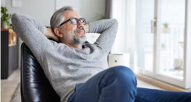 Egal ob daheim oder auf der Arbeit: Zwischendurch für einen kurzen Moment innehalten