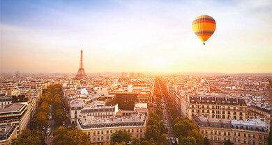 Paris: Auf 42,6 Grad kletterte das Thermometer dort am 25. Juli 2019. Ein neuer Hitzerekord für die französische Hauptstadt