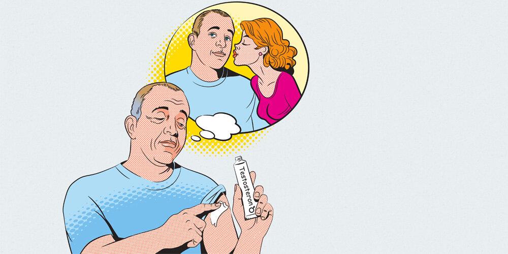 Den weibliche mann kaufen hormone für Was genau