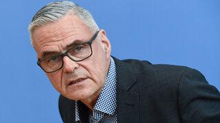 Präsident der Deutschen Gesellschaft für Intensiv- und Notfallmedizin Uwe Janssens