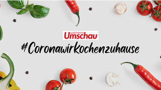Apotheken Umschau: Corona wir kochen zuhause