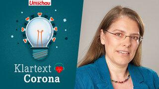 Klartext Corona Podcast mit Anja Schwalfenberg vom Deutschen Allergie- und Asthmabund
