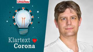 Klartext Corona mit Dr. Jakob Armann, Kinder- und Jugendmediziner