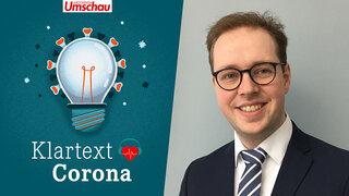 Klartext Corona Podcast mit Sebastian Neumann-Böhme