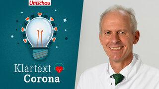 Klartext Corona mit Professor Bernhard Zwißler