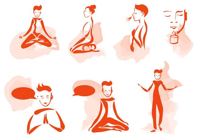 Meditation: Übung 1