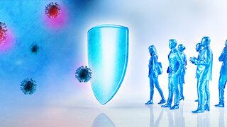 Coronavirus Impfung zweite Dosis erst später Immunantwort Immunität