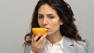 Geruchssinn häufiger bei mildem Covid-Verlauf eingeschränkt