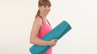 Knie und Hüfte Übungen