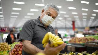 Coronavirus Maskenpflicht Maske Einkaufen Schutz Ansteckung Befreiuung