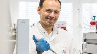 Prof.Dr.Dr. Jürgen Durner Neugeborenen Screening Labor Becker