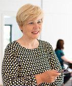 Resilienz-Trainerin Sigrid Diekow