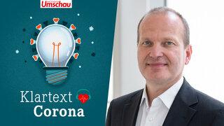 Klartext Corona Podcast mit Prof. Mikolajczyk