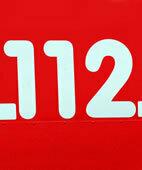 Im Notfall: 112
