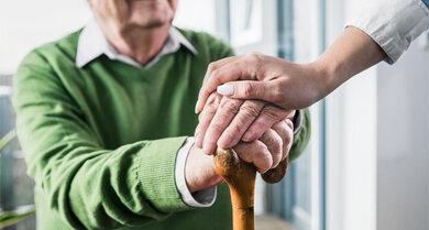 In guten Händen: Plätze in der Kurzzeitpflege sind begehrt