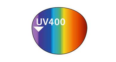 """Gute Sonnenbrillen sind mit der Aufschrift """"UV400"""" oder """"100 Prozent UV-Schutz"""" gekennzeichnet"""