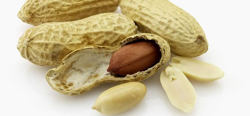 Vitamin B7 (Biotin) in Erdnüssen