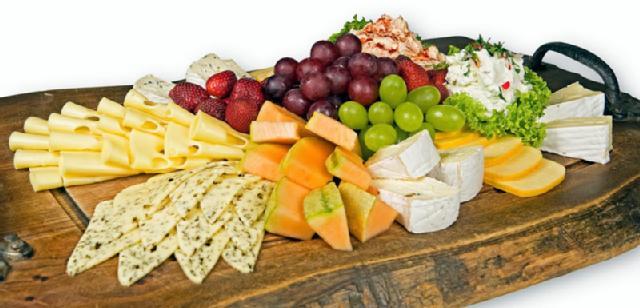 Verschiedene Sorten Käse