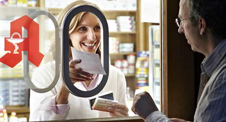 Apotheken-Notdienst ganz in Ihrer Nähe
